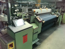 DORNIER AWSE Air jet looms with Dobbt AWS  DORNIER 2007 / 2008  Used - Second Hand Textile Machinery