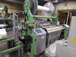 Metier a tisser jet dair EASYLENO DORNIER AWS-2-L AWS DORNIER 2012 d'Occasion - Machines Textiles de Seconde Main  -