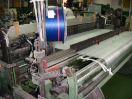 OMNI PLUS PICANOL F-6-R Air jet looms  OMNI PLUS  PICANOL 2003  Used - Second Hand Textile Machinery
