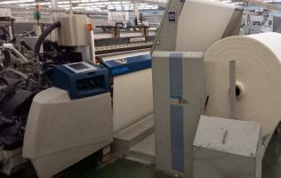 PICANOL OMNI PLUS 800 Air jet looms  OMNI PLUS 800  PICANOL 2005  Used - Second Hand Textile Machinery