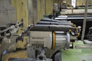 SOMET ALPHA Rapier looms  ALPHA  SOMET 2002  Used - Second Hand Textile Machinery