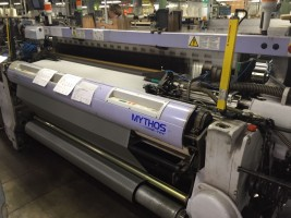SOMET MYTHOS ETEC Air jet looms MYTHOS ETEC  SOMET 2005  Used - Second Hand Textile Machinery