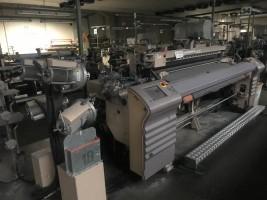 TSUDAKOMA ZAX 9100 professional Air jet looms  ZAX 9100  TSUDAKOMA 2005-2006  Used - Second Hand Textile Machinery
