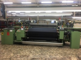 Rapier looms DORNIER PTV PTV  DORNIER 2003  Used - Second Hand Textile Machinery