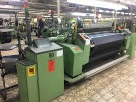 Metier a tisser lances DORNIER PTV PTV DORNIER 2003 d'Occasion - Machines Textiles de Seconde Main  -