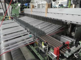 DORNIER PTS/ P1 Rapier looms  PTS  DORNIER 2015  Used - Second Hand Textile Machinery
