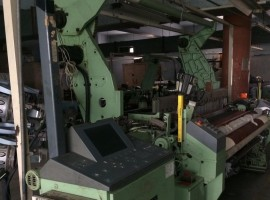 Metier a tisser lances DORNIER HTVS 8S HTVS DORNIER 1995 d'Occasion - Machines Textiles de Seconde Main  -