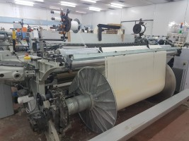 ITEMA R9500 Rapier looms  R9500  ITEMA 2016/2017/2018  Used - Second Hand Textile Machinery