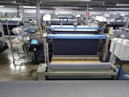Metier a tisser lances ITEMA R9500 R9500 ITEMA 2016 d'Occasion - Machines Textiles de Seconde Main  -