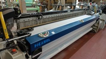 Metier a tisser lances PICANOL OPTIMAX OPTIMAX PICANOL 2008-2009 d'Occasion - Machines Textiles de Seconde Main  -