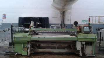 Metier a tisser lances SOMET EXCEL SUPER EXCELL SOMET 1995 d'Occasion - Machines Textiles de Seconde Main  -