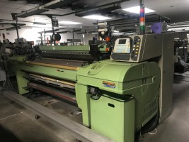 Rapier looms SOMET SUPER EXCEL HTP SUPER EXCELL  SOMET 2001  Used - Second Hand Textile Machinery