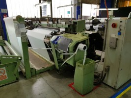 Rapier looms SULZER G6200 G6200  SULZER 1998/99/2000  Used - Second Hand Textile Machinery