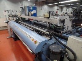 Rapier looms SULZER G6500 G6500  SULZER 2004  Used - Second Hand Textile Machinery