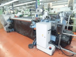 Rapier looms SULZER G6500 G6500  SULZER 2004  Used - Second Hand Textile Machinery