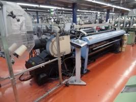 Metier a tisser lances SULZER G6500 G6500 SULZER 2004 d'Occasion - Machines Textiles de Seconde Main  -