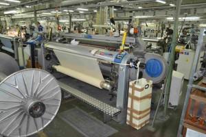 Metier a tisser lances VAMATEX LEONARDO SILVER LEONARDO SILVER VAMATEX 2005 d'Occasion - Machines Textiles de Seconde Main  -