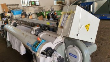 Rapier looms VAMATEX LEONARDO LEONARDO SILVER  VAMATEX 1998  Used - Second Hand Textile Machinery