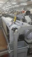VAMATEX LEONARDO SILVER HS Rapier looms  LEONARDO SILVER HS  VAMATEX 2006  Used - Second Hand Textile Machinery