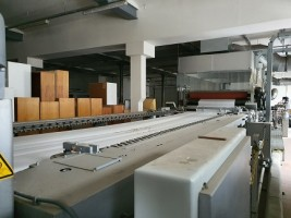 MENZEL Mercerizing line .  MENZEL 2010  Used - Second Hand Textile Machinery