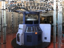 Circular knitting machines TERROT UCC UCC  TERROT 2014 - 2017  Used - Second Hand Textile Machinery