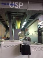 VAN DE WIELE USP93-400 Shaggy-Loop Carpet weaving looms  USP  VAN DE WIELE 2012-2013  Used - Second Hand Textile Machinery
