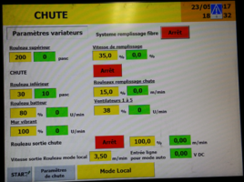 NAPPEUSE BEMATIC . . BEMATIC 2007 d'Occasion - Machines Textiles de Seconde Main  -