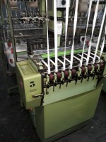 MULLER NFN 53 Narrow fabric looms for tapes and belts  NF  MULLER 1997  Used - Second Hand Textile Machinery