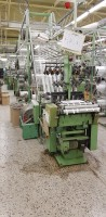 MULLER NFN 53 Narrow fabric looms for tapes and belts  NF  MULLER 2001  Used - Second Hand Textile Machinery