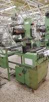 MULLER NFN53 Narrow fabric looms for tapes and belts  NF  MULLER 1998  Used - Second Hand Textile Machinery
