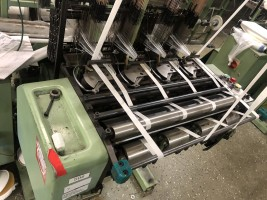 MULLER NFJM 53 Narrow fabric looms for tapes and belts  NF  MULLER 1990  Used - Second Hand Textile Machinery