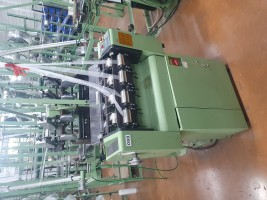 Narrow fabric looms for tapes and belts MULLER NG3 50 NG  MULLER 2004  Used - Second Hand Textile Machinery