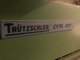 Nettoyeuse ouvreuse TRUTZSCHLER CVT4 CVT4 TRUTZSCHLER 1994 d'Occasion - Machines Textiles de Seconde Main  -