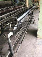 STAUBLI TOPMATIC TPM 201 knotting machine and frames  TPM 201  STAUBLI TOPMATIC 2002  Used - Second Hand Textile Machinery