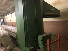 BLENDOMAT TRUTZSCHLER Bale opener  BLENDOMAT  TRUTZSCHLER 1991  Used - Second Hand Textile Machinery