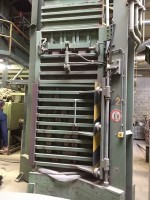 CINTI Bale press for flock . .  CINTI   Used - Second Hand Textile Machinery