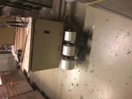 Presse à balles horizontale pour bourre ou déchet LTG . . LTG 1987 d'Occasion - Machines Textiles de Seconde Main  -