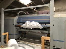 Quilting machine Perfecta Schmitt . .  PERFECTA SCHMITT   Used - Second Hand Textile Machinery