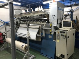Quilting machine SOTEXI PIK PIK PIK PIK  SOTEXI 1997  Used - Second Hand Textile Machinery