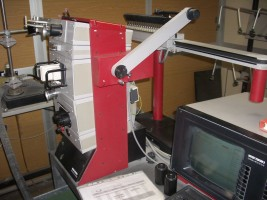 USTER tester UT3 UT3  USTER 1992  Used - Second Hand Textile Machinery