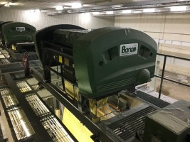 SULZER TPS636 Jacquard Terry weaving looms TPS636  SULZER 1998  Used - Second Hand Textile Machinery
