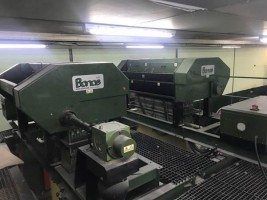 SULZER TPS 626 Terry weaving looms  TPS636  SULZER 1996  Used - Second Hand Textile Machinery