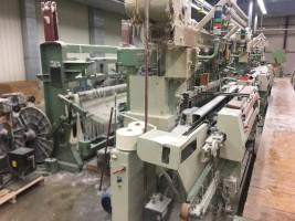SACM MAV VU 180 Velvet weaving looms MAV  SACM 1983  Used - Second Hand Textile Machinery