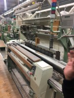 SACM MAV VU 180 Velvet weaving looms MAV  SACM 1983  Used - Second Hand Textile Machinery