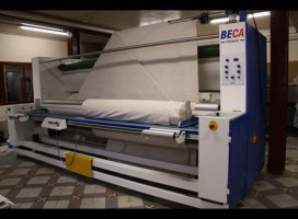 Winding folding machine BECA . .  BECA 2004  Used - Second Hand Textile Machinery