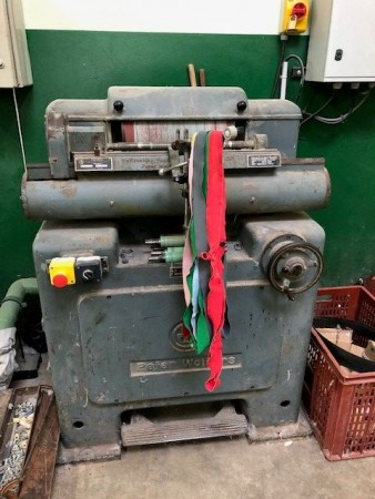 WOLTERS grinding machine - Second Hand Textile Machinery