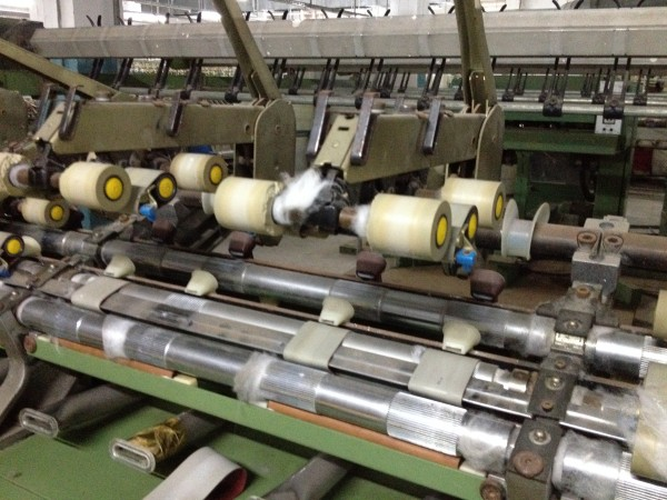 Roving frame MARZOLI BCX - Second Hand Textile Machinery 1997