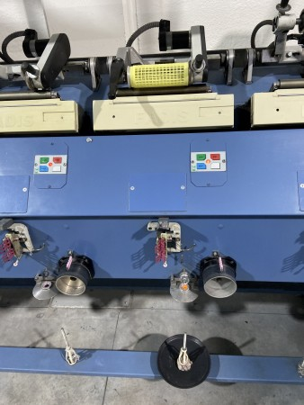 FADIS SINCROTEX Cone to cone winder  - Second Hand Textile Machinery 2001