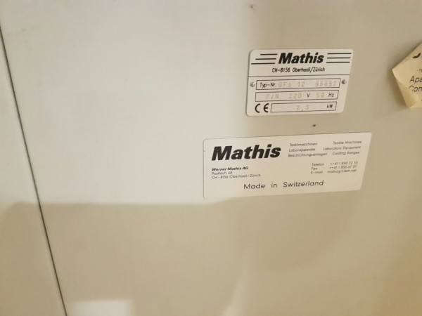 Bottles turn MATHIS . - Second Hand Textile Machinery