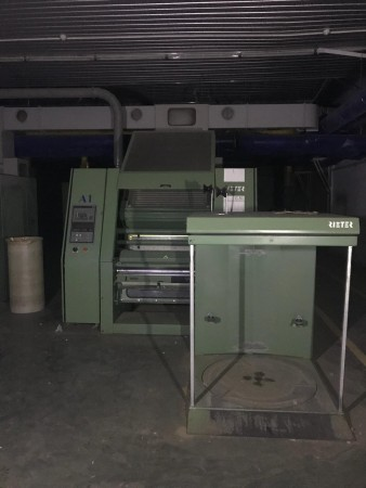Cotton cards C51 RIETER - Second Hand Textile Machinery 1998